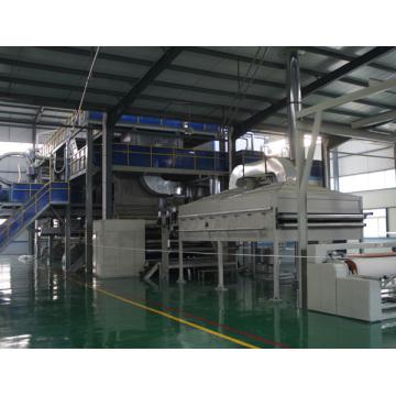 Линия по производству композитных нетканых материалов PP Spun-bond