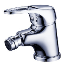 Single Lever Bidet Mixer Faucet with Lift