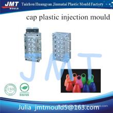 bem desenhado frasco tampão plástico molde de injeção fábrica