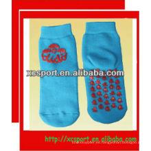 NUEVO diseño Calcetines antideslizantes hechos punto