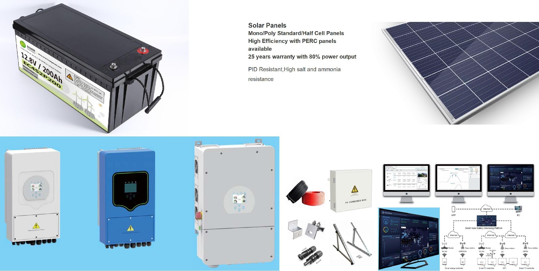 8kw Solar Energy System