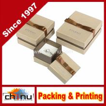 OEM Индивидуальные Бумага Подарочная коробка для ювелирных изделий (1460)