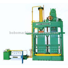 HYDRAULIC DOUBLE CHAMBER BALING MACHINE