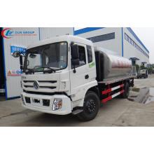 Tout nouveau camion de pulvérisation de bitume Dongfeng 12 tonnes
