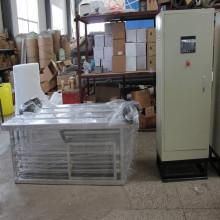 Segurança e confiabilidade Sistema de tratamento de água UV de canal aberto