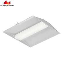 2018 Iluminación empotrada 600x600mm America led troffer retrofit light 2x2inch led panel de luz 30w 36w 40w 50w con Dim 0-10v