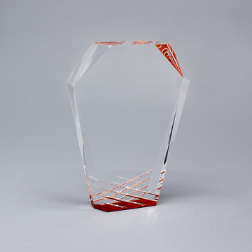Plak dan Trophy Acrylic Engraved Custom