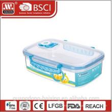 Arsto Tritan 1100ml Vakuum Lebensmittel Vorratsbehälter
