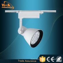 Diodo emissor de luz ajustável Track LED COB LED Track Lamp LED