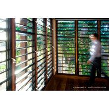 Innovative New Glass Louvre Window