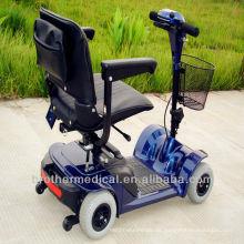 4 Räder Mobilität Roller für ältere und behinderte mit CE, TUV, EN12184 genehmigt