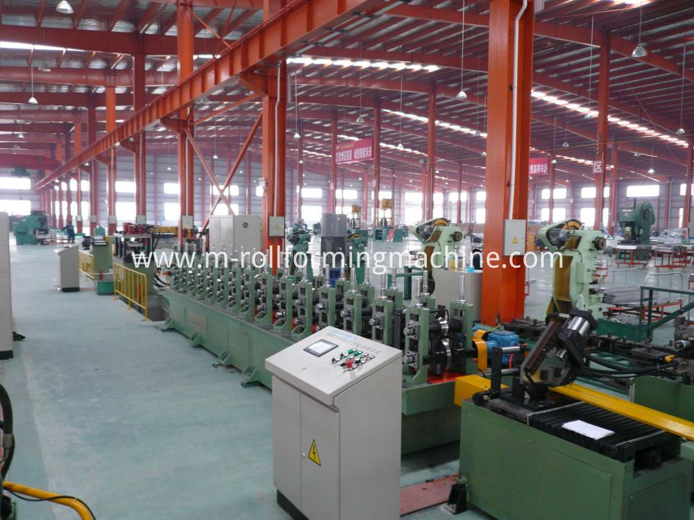 Metal steel angel roll forming machinery