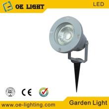 Certificación calidad 6W luz de LED de jardín con Ce y RoHS