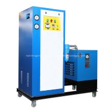 Pequeña máquina generadora de nitrógeno para envasado de alimentos