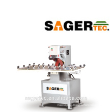 Manufacturer supply Simple glass edge grind machine