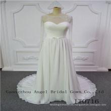 Vestido de novia Junoesque Long Seleeves