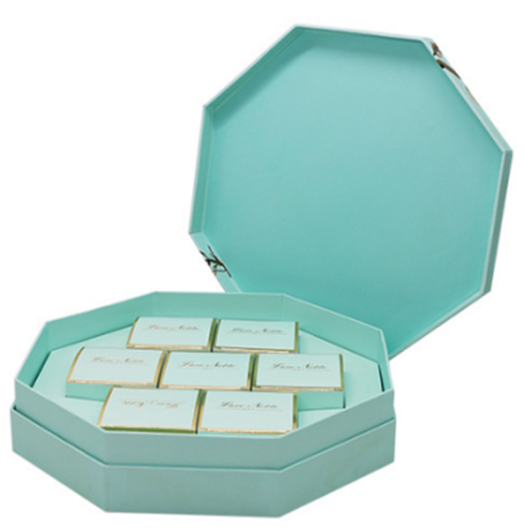 Mooncake Paper Box 1
