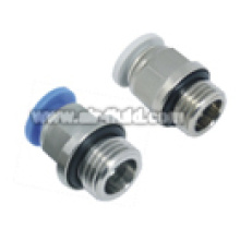 APC-G Male Stud BSPP/Metric Pneumatic Air Fittings