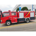 DFAC 4000L Water Tank Fire Fighting Truck