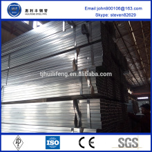 API5 CT Q195 high quality galvanized square pipe tube
