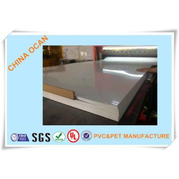 Transparent PVC Sheet for Printing Material