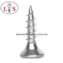 Carbon Steel Zinc Plated Csk Head Screws