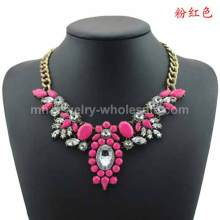 New Designed Angel Wings Colorful Beauty Choker Necklace For Women