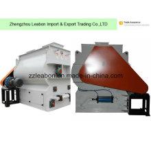 Mélangeur efficace biaxial de série de Sshj disponible pour la substance de poudre / granulaire / de flocon