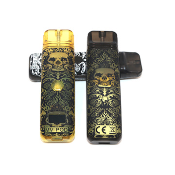 Marvec Skeleton King Kong POD Vape แบบรีฟิลได้