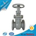 water pipe supply industrial standard gate valve BD VALVULA