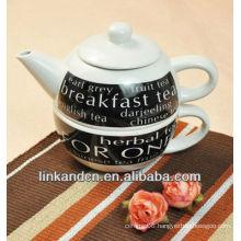 KC-00432/ceramic coffee pot/breakfast coffee pot