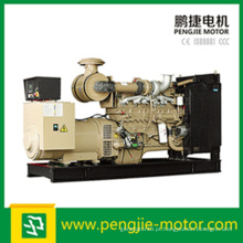 150kVA Fujian Stock Power Gerador Diesel Elétrico Genset Open Tipo 60Hz Diesel