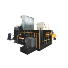 Enfardadeira automática para sucata hidráulica automática
