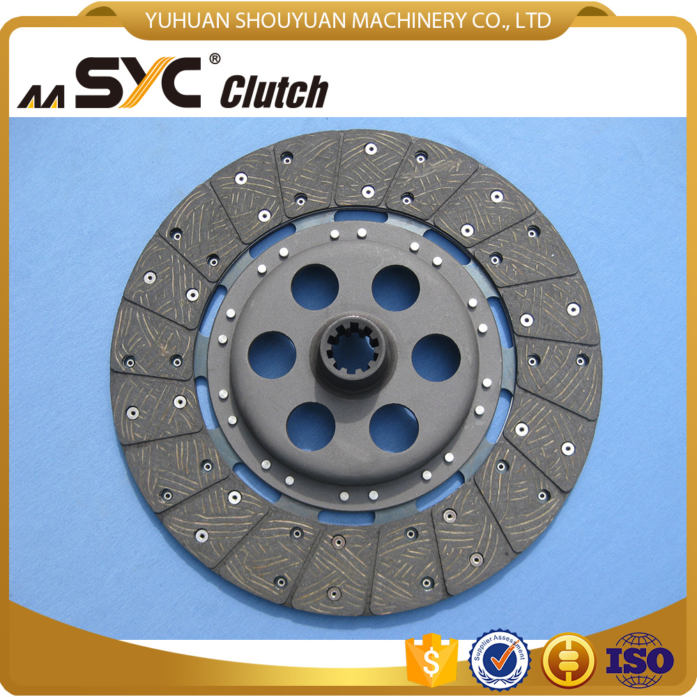 SYC Tractor Clutch Disc for MF-240