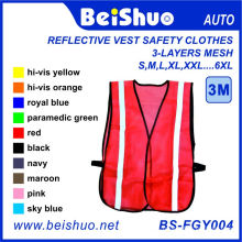 3-Layer Mesh Safety Vest Class 2