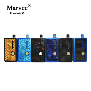 Hot selling electronic cigarette Priest AIO90 Box