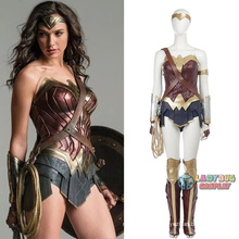 Wonder Woman Diana Prince Cosplay Costume