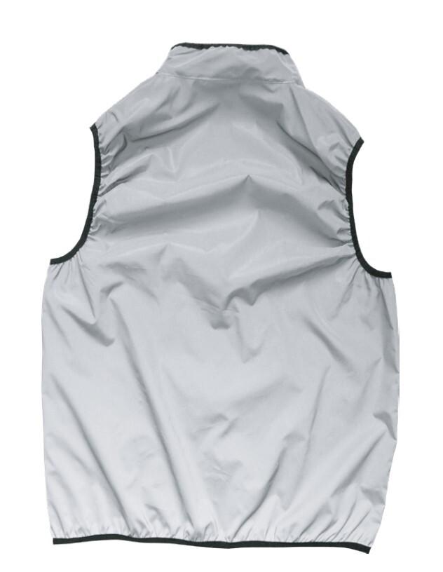 100% Reflective Polyster Vest