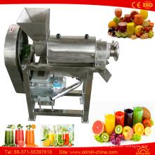 Máquina de naranja Apple Lemon Ginger Slow Cold Juicer Extractor