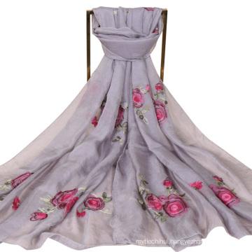 TINGYU Multi Color For Choose Dubai Women Cotton Long Hijab Wholesale