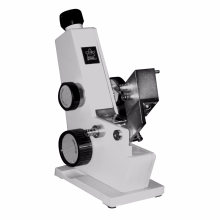 Réfractomètre d'abbe numérique de laboratoire