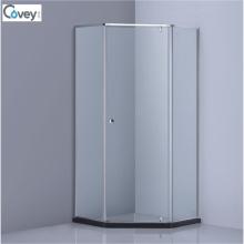Толщина стекла толщиной 6 мм Алмазная дверца / Душевая панель (Cvp026)