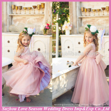 HF5001 OEM Accepted Top Quality Factory Price pictures on sale tull baby girl handmade princess kids children wedding dress