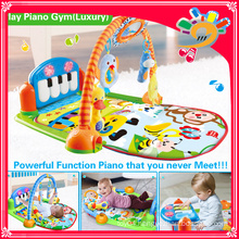 china kids toys play gym mat musical baby play mat piano kick play mat