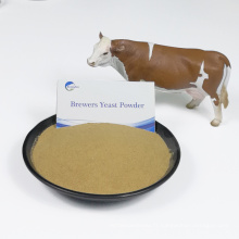 de la levure de bière de fermentation de levure de catégorie d'alimentation animale pour la vente