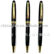 sistema de la pluma metálica (pluma de bola con portaminas)