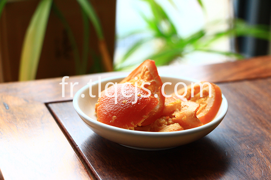 Orange Digestive Enzymes Tablets