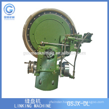 automatic sweater piece dial linking machine