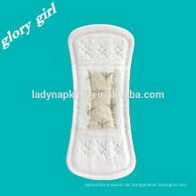 Neue Hygienebinden der Damenbinden für Frauen sexy Slipeinlage Sport Slipeinlage