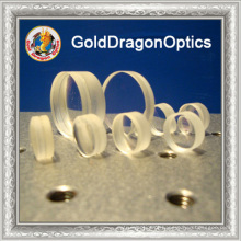 Lentes duplas acromáticas negativas com comprimento focal de -20 mm